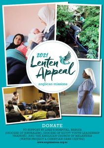 Please pray for our Lenten Appeal projects