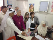 News from the Diocese of Jerusalem