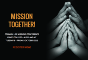 Common Life Missions Conference (CLMC) 2015