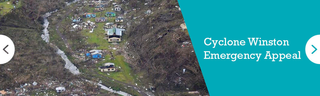 Cyclone Winstone Emergency Appeal