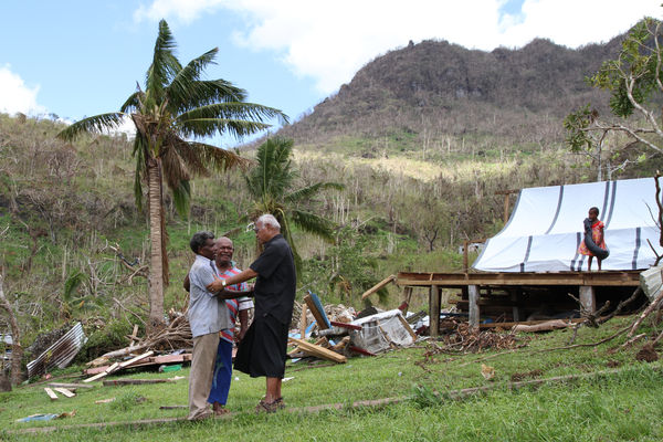A Brief Look at Post-Cyclone Fiji