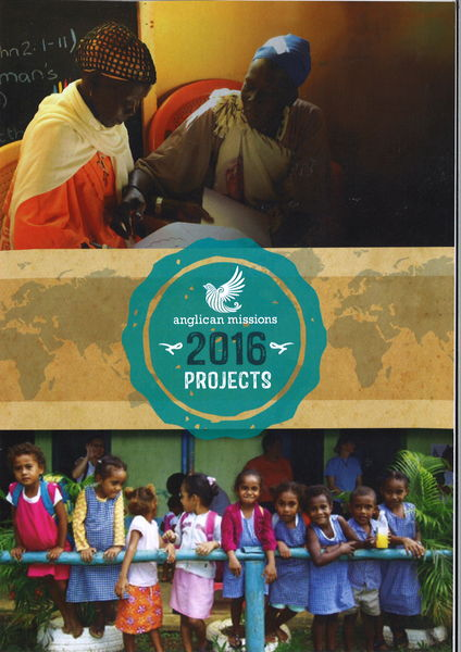Projects Booklet 2016