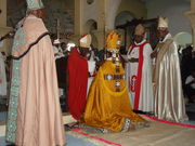 Archbishop's Enthronement