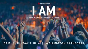 AYM Youth Church, Wellington 7 July to 18 August 2019