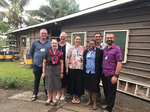 Update on Papua New Guinea visit
