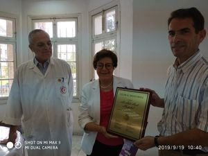 Al-Ahli Arab Hospital awarded