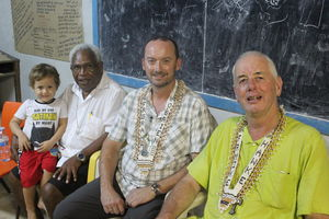 Missions trip to Diocese of Malaita, Solomon Islands